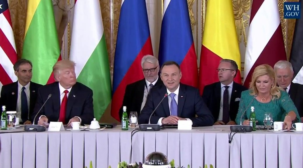Poland Has Everything To Gain By Participating In The Three Seas